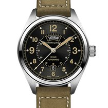 Hamilton Khaki Field Day Date H70505833 new