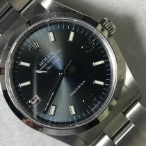 Rolex Air King Precision Acero 34mm Sin cifras