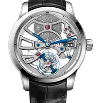 Ulysse Nardin Classic Skeleton Tourbillon Transparent
