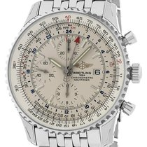 Breitling Navitimer World 46mm Silver United States of America, California, Los Angeles
