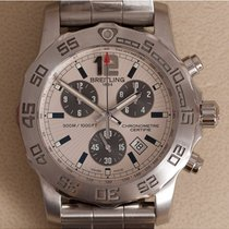 Breitling Colt Chronograph II Steel 44mm No numerals