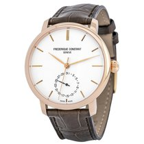 Frederique Constant Manufacture Slimline Moonphase 38mm White United States of America, California, Newport Beach