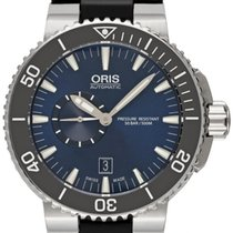 Oris Aquis Small Second 01 743 7673 4135-07 4 26 34EB 2020 new