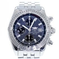 Breitling Chrono Cockpit Steel 39mm Grey United States of America, Georgia, Atlanta