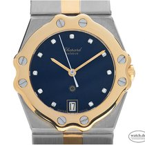 Chopard St. Moritz 8023 1985 pre-owned