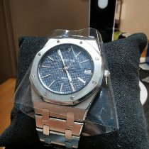 Audemars Piguet 4100ST Steel 1976 Royal Oak pre-owned