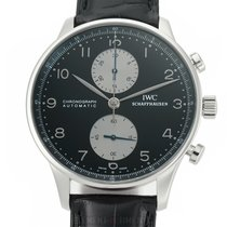 IWC Portuguese Chronograph IW3714-13 подержанные