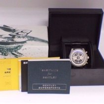 Breitling Bentley Supersports Limited Edition REF #A26364 Box...