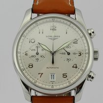 Longines Master Collection pre-owned Leather