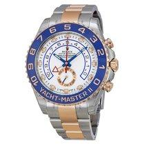 Rolex Yacht-Master II pink gold /steel 116681
