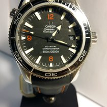 Omega 29015182 Aço Seamaster Planet Ocean