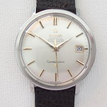 Omega Constellation original lizard strap and buckle 1964 cal 561
