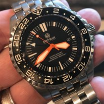 Deep Blue Master 2000m GMT Diver Automatic Limited Edition...