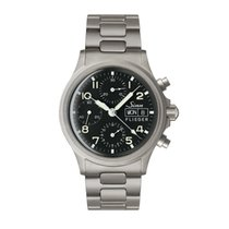 Sinn Chronograph 39mm Automatic new 356 Black
