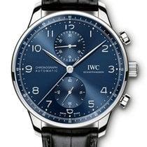 IWC Portuguese Chronograph IW371491 2020 new