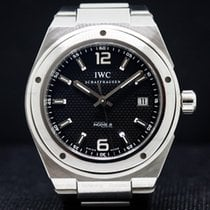 IWC IW322701 Ingenieur Automatic SS/SS Black Dial 42MM (27955)