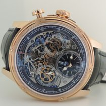 Louis Moinet Red gold 46mm Automatic LM 54.50.20 new