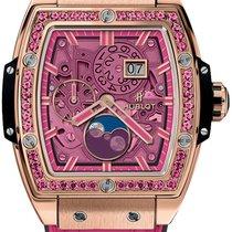 Hublot Spirit Of Big Bang Moonphase King Gold Pink