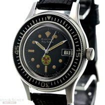 宝珀 Vintage Fifty Fathoms No Radiations Stainless Steel Bj-1964