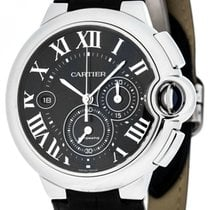 Cartier Ballon Bleu 44mm new Automatic Watch with original box and original papers W6920052