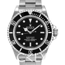 勞力士 Submariner (No Date) 新的 鋼