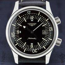 Longines L3.674.4.50.0 Legend Heritage Legend Diver Stainless...