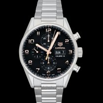TAG Heuer Carrera Calibre 16 new Automatic Watch with original box and original papers CV2A1AB.BA0738