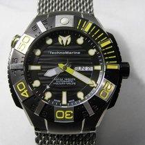 Technomarine 45mm Automatic 2015 new Black Reef