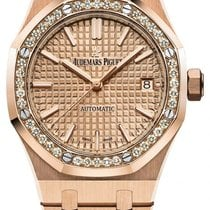 Audemars Piguet 15451OR.ZZ.1256OR.03 Rose gold Royal Oak Lady 37mm new United States of America, New York, New York