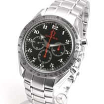 Omega Speedmaster Broad Arrow neu 42mm Stahl