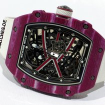 Richard Mille Carbono Automático 38.7mm