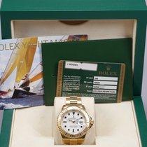 Rolex Yacht-Master (Submodel) gebraucht 40mm Gelbgold