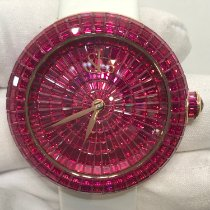 Jacob & Co. BRILLIANT FULL BAGUETTE AUTOMATIC (44mm) RUBY