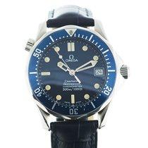 Omega 2551.80.00 Staal 2000 Seamaster Diver 300 M 36mm tweedehands