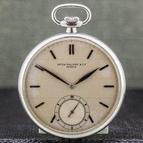 Patek Philippe Vintage Сталь 6101mm Cеребро