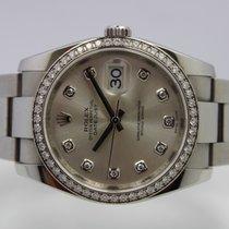 Rolex 116244 Сталь 2009 Datejust 36mm подержанные