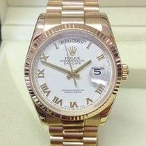 Rolex Day-Date 36 118238 2009 rabljen