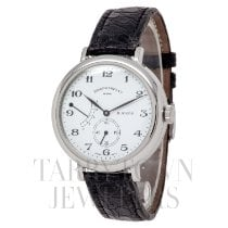 Eberhard & Co. pre-owned Manual winding 40mm White Sapphire Glass