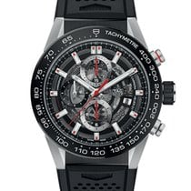 TAG Heuer Carrera Calibre HEUER 01 CAR201V.FT6046 2020 ny
