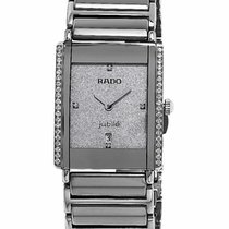 Rado Integral Acero 24mm Plata