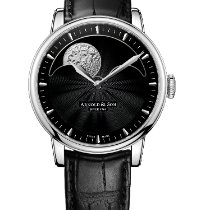 Arnold & Son 1GLAS.B01A.C122S Steel 2019 HM Perpetual Moon 42mm new