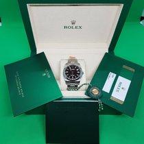 Rolex Oyster Perpetual 36 Acciaio 36mm Nero Senza numeri Italia, Catania