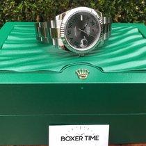 Rolex Datejust Gold/Steel 41mm Grey Roman numerals United States of America, California, Costa Mesa