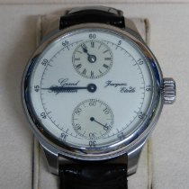 Jacques Etoile Steel 47mm Manual winding pre-owned