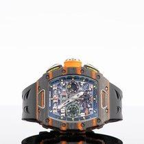 Richard Mille RM 011 Carbon 30.2mm Proziran Arapski brojevi