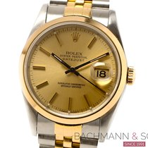 Rolex Datejust 16203 1990 gebraucht