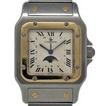 Cartier Santos Galbée 119901 1997 pre-owned