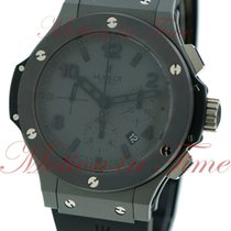 Hublot Big Bang 44mm, Matt Grey Dial - Tantalum on Strap