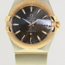 Omega Constellation 35mm - NEW - with B+P Listprice € 5.800,-