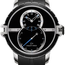 Jaquet-Droz Grande Seconde SW Acero 45mm Negro
